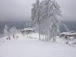 4. lekce víkendové lyžařské školy 2015 - Plešivec