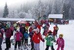 Závody ve slalomu pro děti do 15 let, Pernink 2015