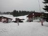 První lekce víkendové lyžařské školy, 8.1.2011