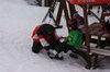 Šestá lekce víkendové lyžařské školy, 12.2.2011