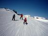 Lyžařská škola v Alpách 2012 - Gosau, Dachstein