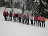 Instruktorský kurz - Pernink, Krušné hory, leden 2012