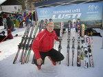 Závody ve slalomu pro děti do 15 let, Pernink 2014