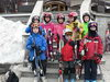 Lyžařská škola v Alpách 2011 - Santa Caterina, Itálie (březen 2011)