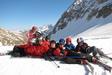 Lyžařská škola v Alpách 2012, Tonále, Itálie