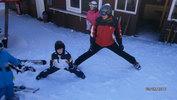 Víkendová lyžařská škola 2013 - Prodloužení