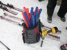 Závody ve slalomu pro děti do 15 let, Pernink